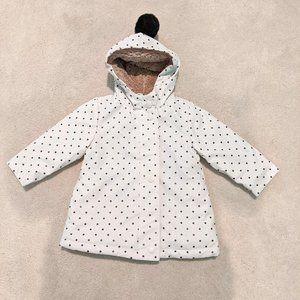 Carter's Fleece Lined Rain Coat